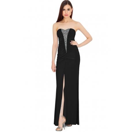 Rochie lunga glam